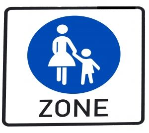 1422766_pedestrian_zone_sign